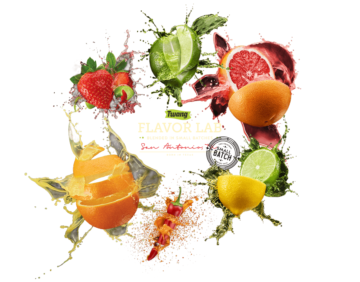Twang Flavor Lab - Blended in Small Batches - San Antonio, TX