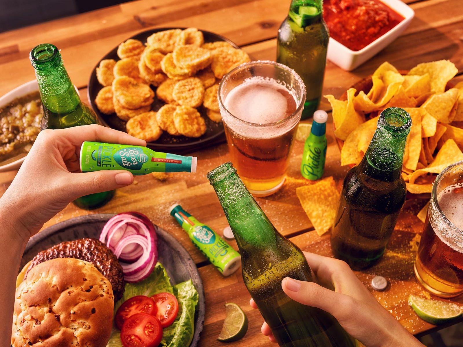 First-Ever, Limited Time Offer: Pickle Beer Salt!