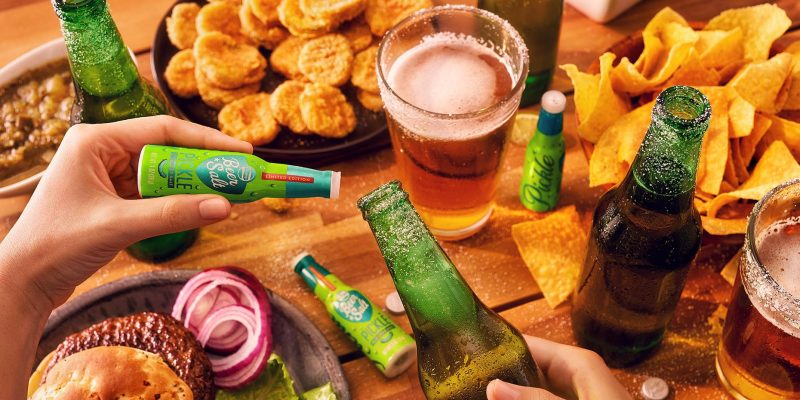 First-Ever, Limited Time Offer: Pickle Beer Salt!