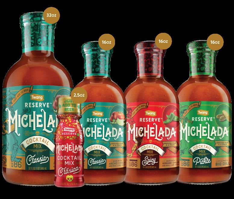 Michelada Mix